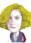 Martha Nussbaum, by John Springs